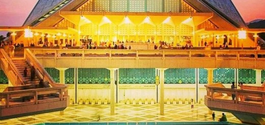 Faisal Mosque is National Mosque of Pakistan