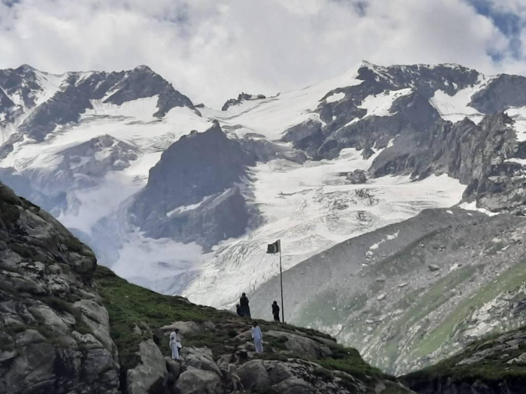 Katora Lake Pakistan Glacial Lake