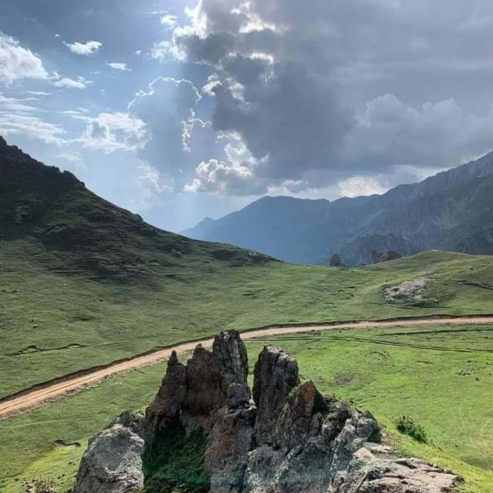 Kumrat valley Glacial Lake