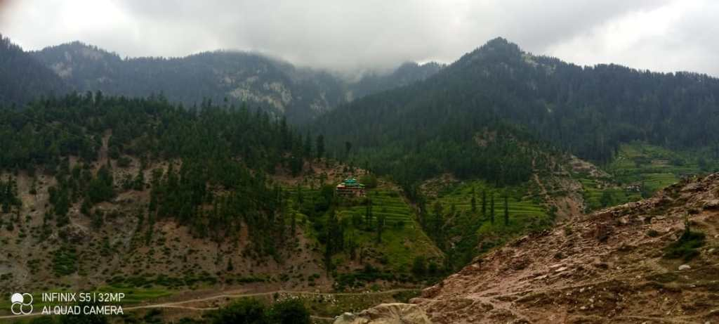 Kumrat Valley Jaz banda