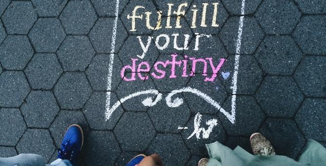 Man is the Architect of His Own Destiny