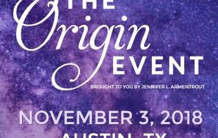The Origin Event 2018
