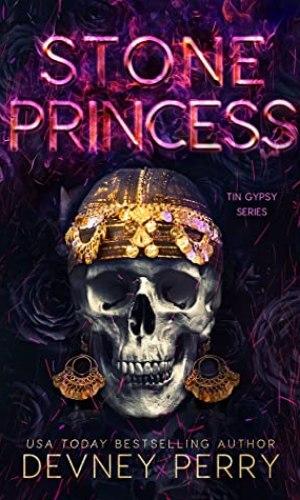 [Bre's Review]: Stone Princess (Tin Gypsy #3) by Devney Perry