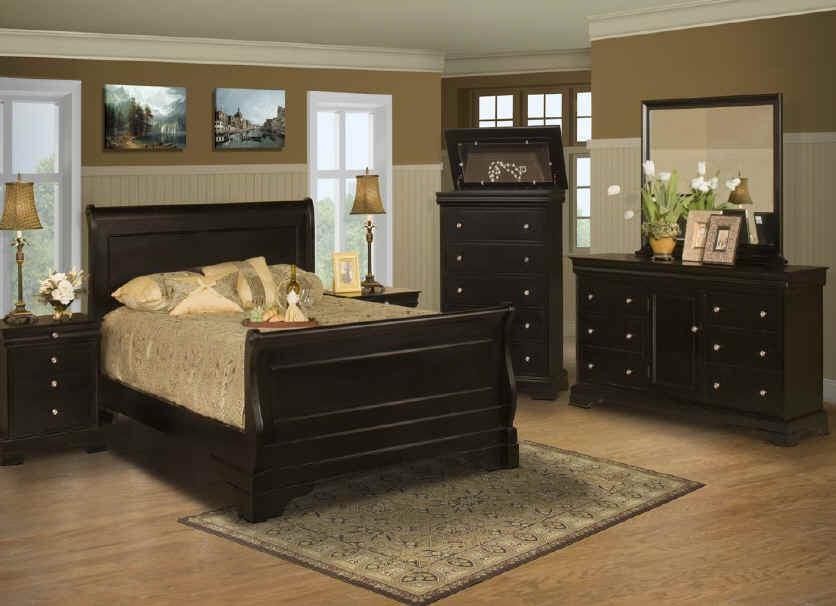 belle rose bedroom suite