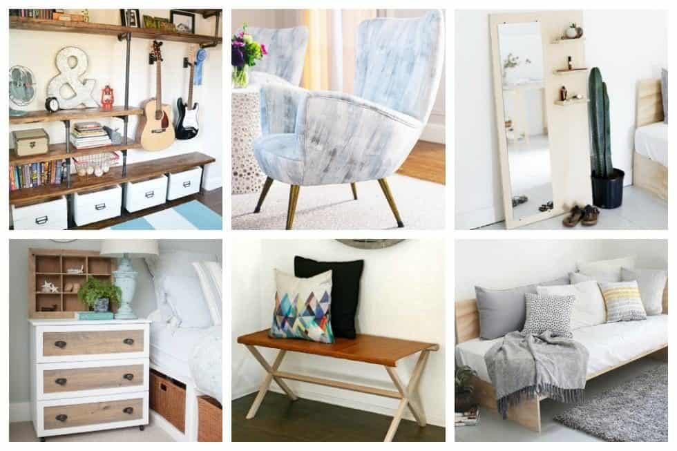 15 Stylish Diy Bedroom Furniture Ideas To Update And Refresh Your Room Ideal Me