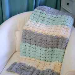 Comfy Chair And A Half Bed Pillow 20 Awesome Crochet Blanket Patterns For Beginners - Ideal Me