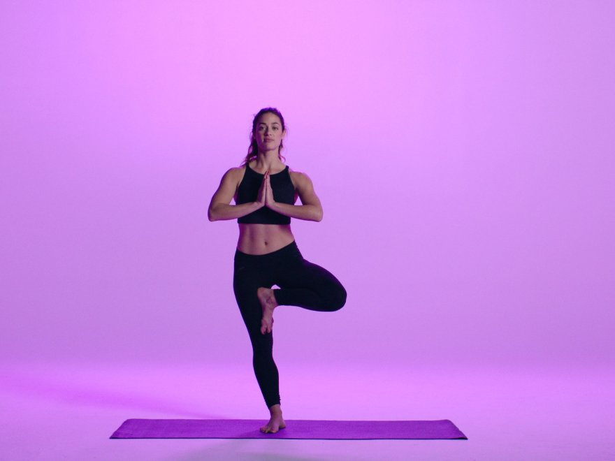 yoga to gain weight for female at home.