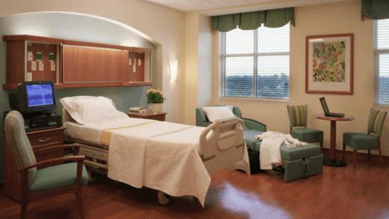 hospitals in nashville tennessee