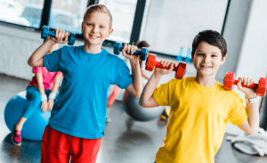 benefits of exercise for children
