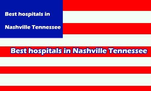 Best hospitals in Nashville Tennessee