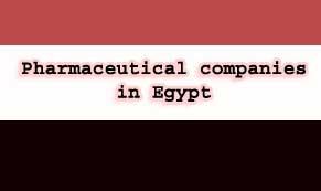 Pharmaceutical companies in Egypt