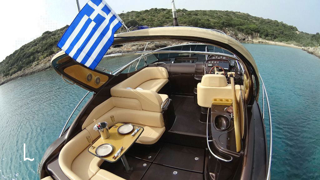 motor yacht hermes available