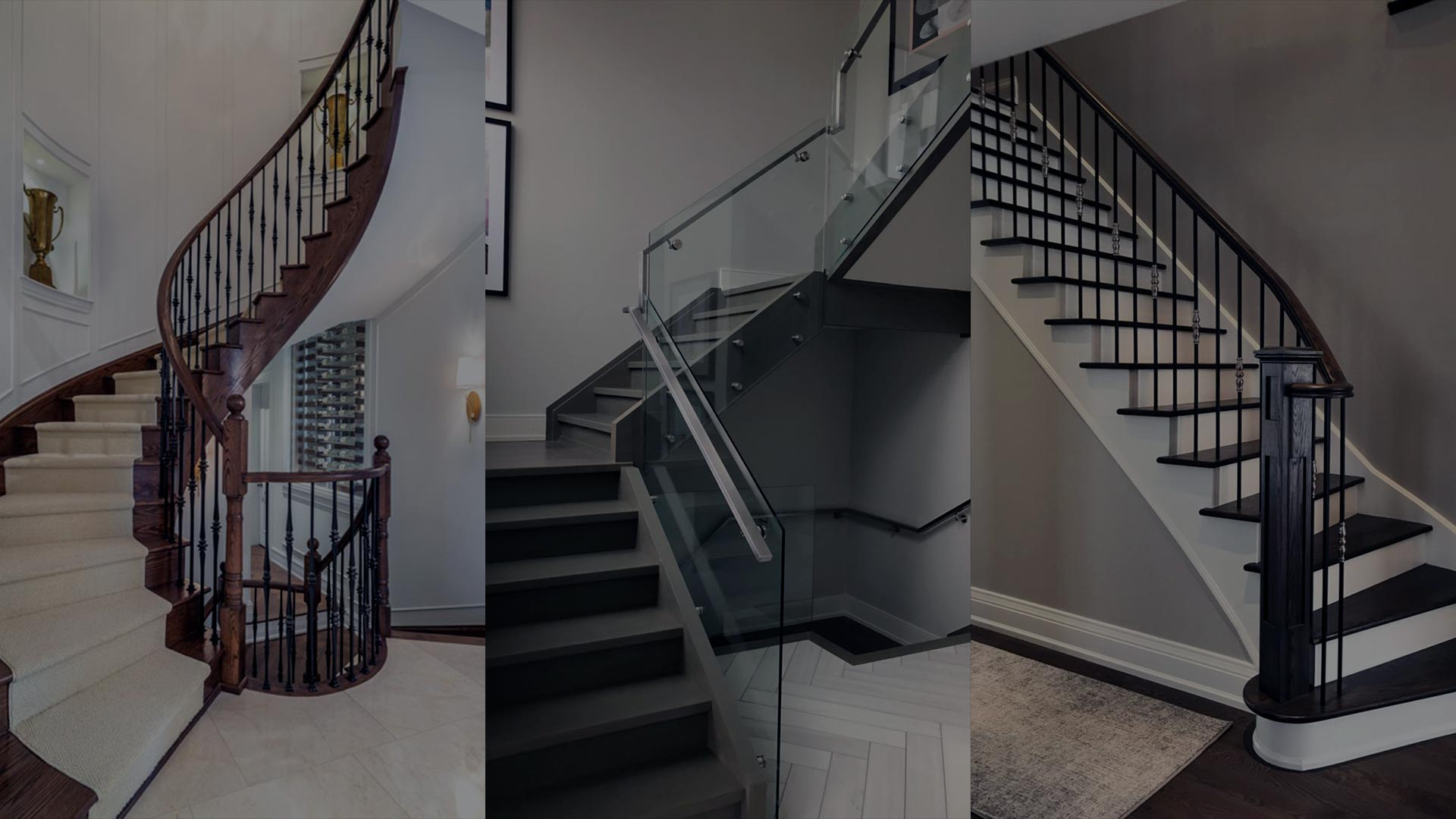 hight resolution of ideal railings