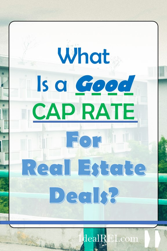 what is a good cap rate