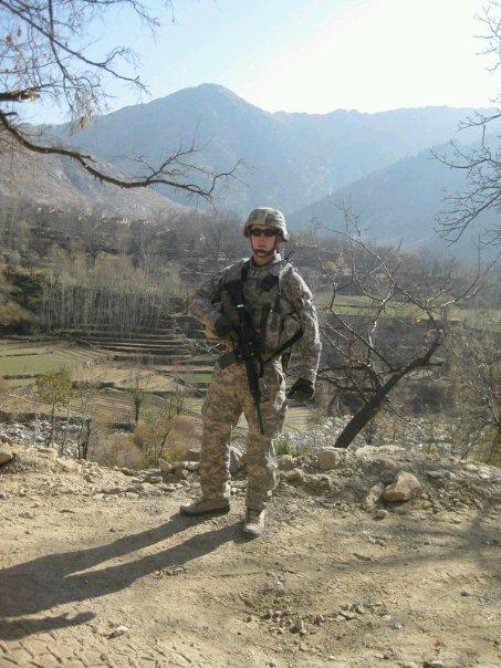 Eric Bowlin Afghanistan