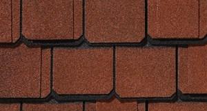 Georgian-Brick Roofing Shingles