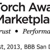 San Diego Better Business Bureau (BBB) Torch Awards
