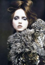 Lily-Cole-by-Paolo-Roversi
