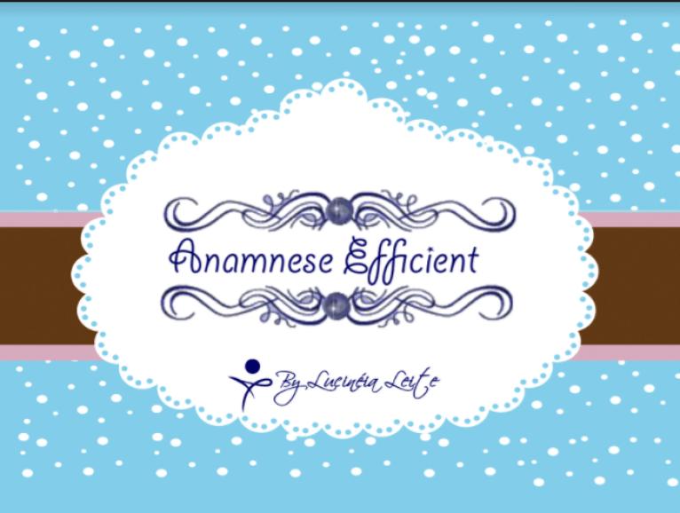 Programa Anamnese Efficient