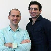 Brian Schechter and Aaron Schildkrout - Co-Founders of HowAboutWe