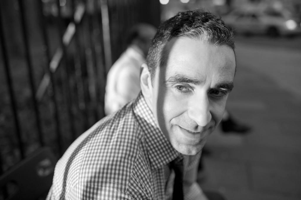 Bassam Tarazi - Co-Founder of The Nomading Film Festival and Colipera