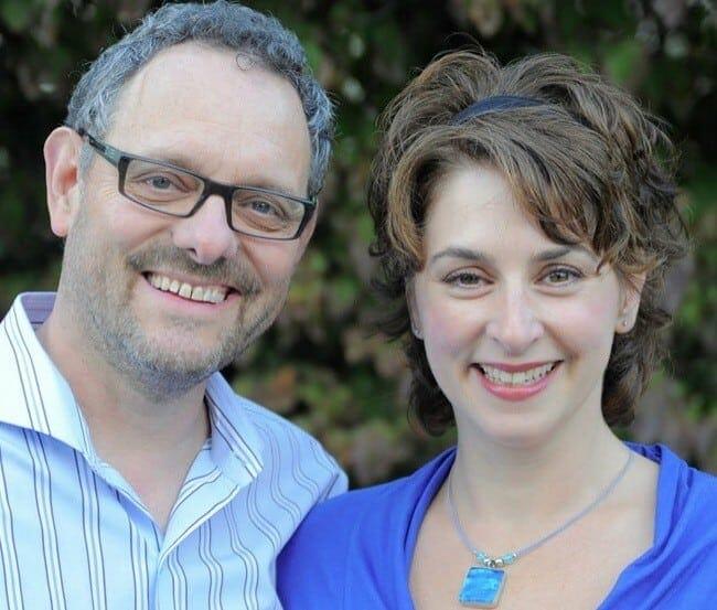 Anna and Ken Boynton - Founders of Message Glue