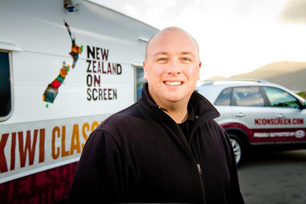 Dave Turnbull - Co-founder of Chrometoaster
