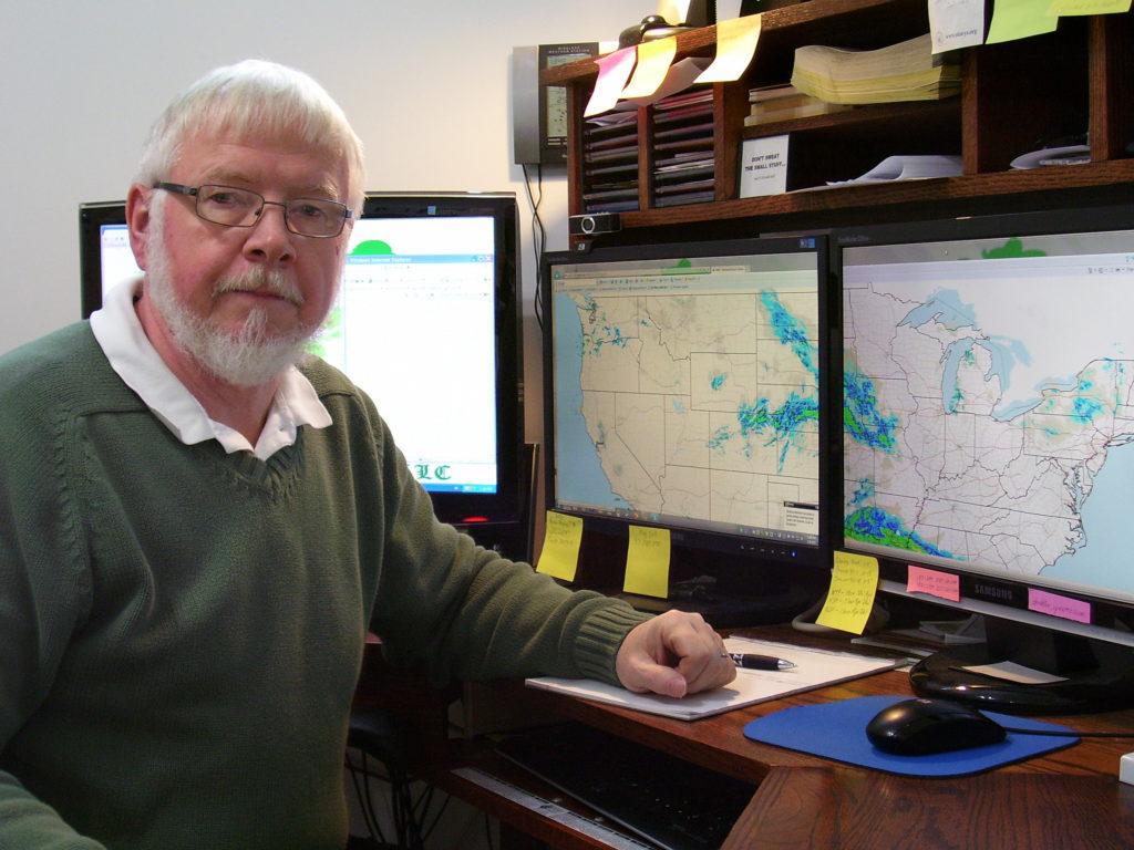 Richard J. Westergard - Founder of Shade Tree Meteorology