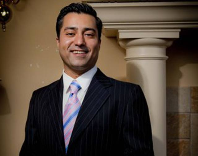 Five questions with Kash Rehman