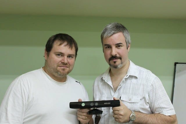 Raul and Ariel - Co-founders of Agile Route