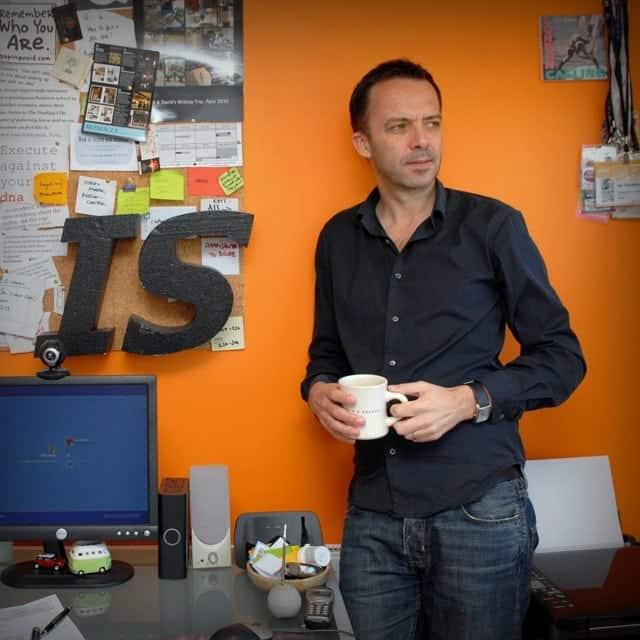 Ian Sanders - Writer and Marketing expert