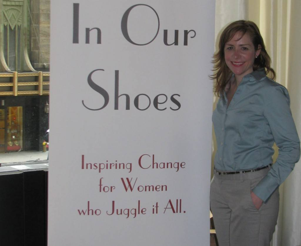 Marisa Santoro - Founder of In Our Shoes