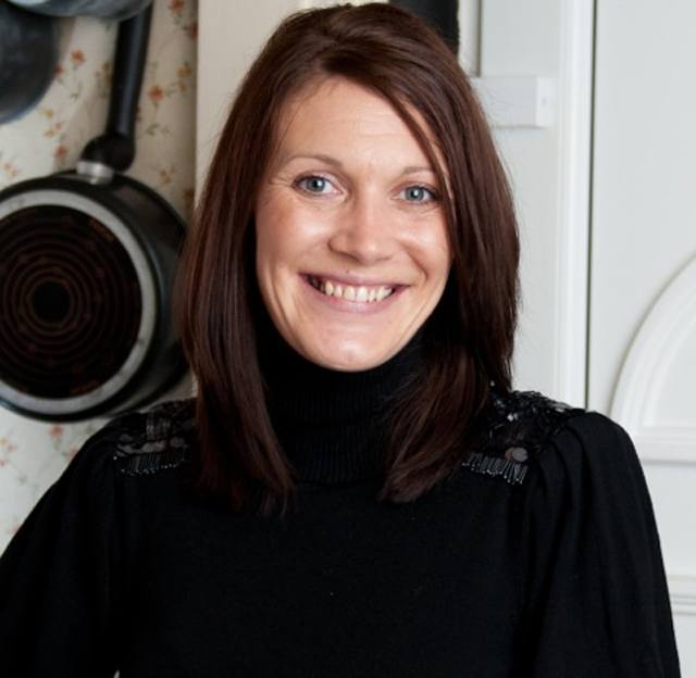 Ruth Clemens - Blogger and Creator of The Pink Whisk