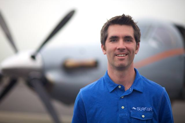 Wade Eyerly - Co-Founder and CEO of Surf Air
