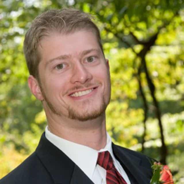 Patrick Eichhold - Founder of Gentleman's Home Bar