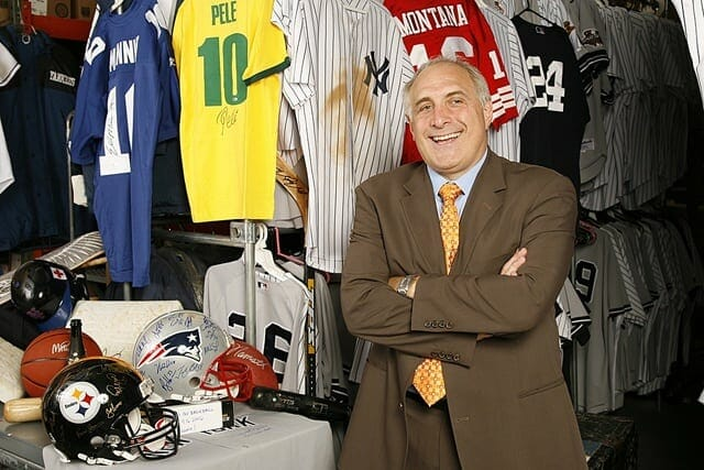 Brandon Steiner - CEO of Steiner Sports Marketing