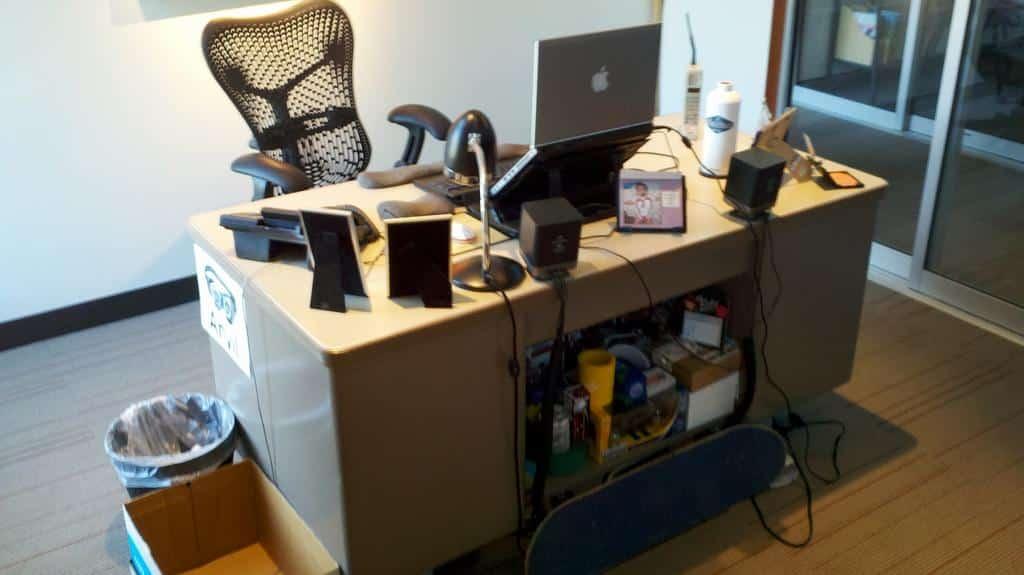 Workspace Of The Week - Kent Lewis and Anvil Media
