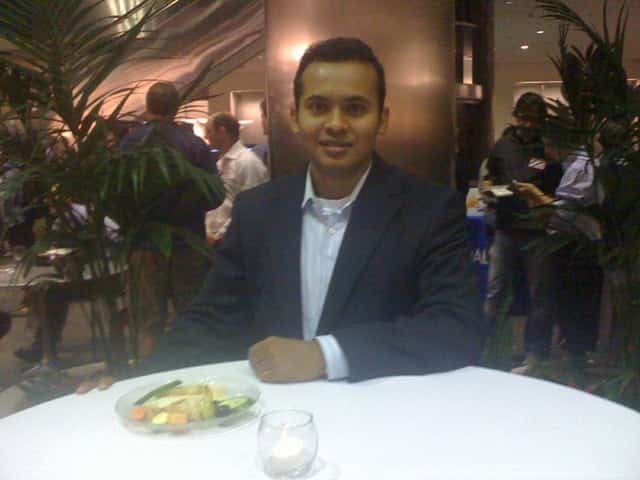 Syed Shuttari - Founder and CEO of LetsLunch.com