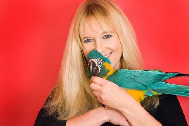 Barbara Heidenreich - Animal Trainer and President of Good Bird Inc