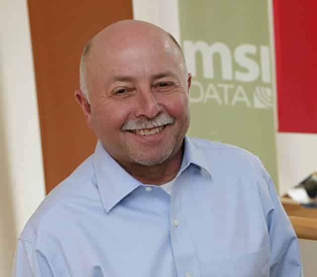 Harvey Shovers - President of MSI Data