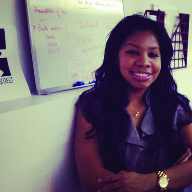 Keisha DePaz - CEO and Founder of Punch Street