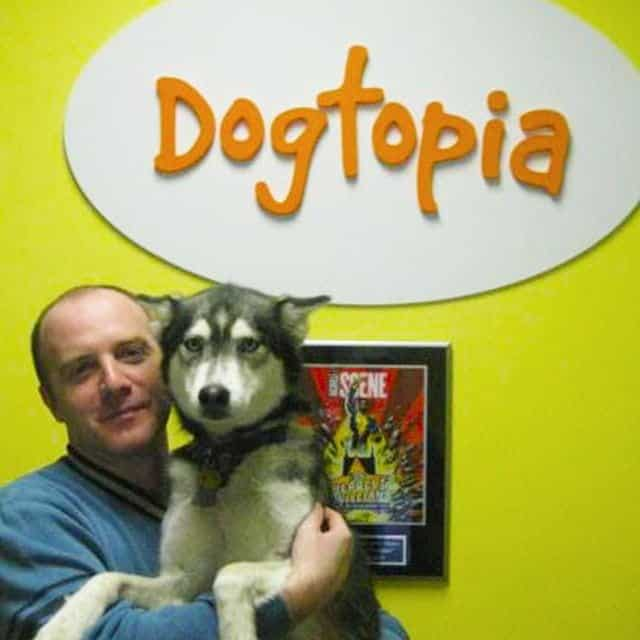 Mark Schottland - Owner of Dogtopia