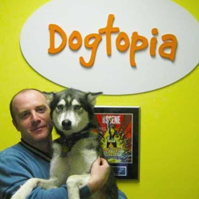 Mark Schottland - Owner of Dogtopia
