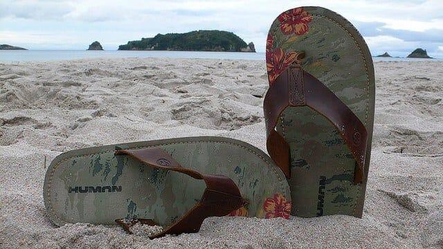 sandals-on-the-beach.jpg Courtesy of superturtle http://www.flickr.com/photos/superturtle/1946459342/sizes/z/