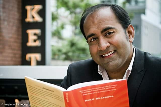 Rohit Bhargava- Founder of Influential Marketing Group