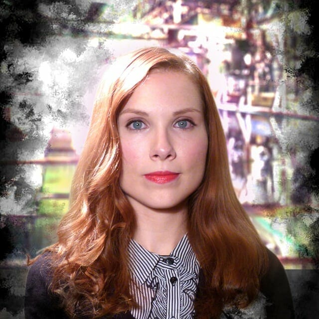 Andrea Bouchaud - Author of Twenty in Paris