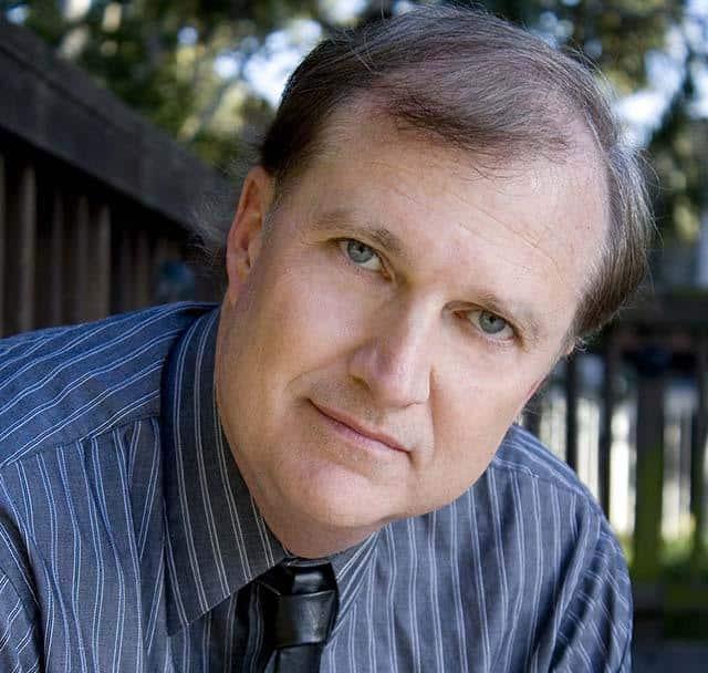 Walter Meyer - Author of Rounding Third