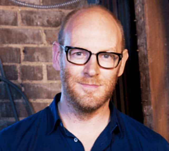 Fraser Patterson - Founder and CEO of Bolster
