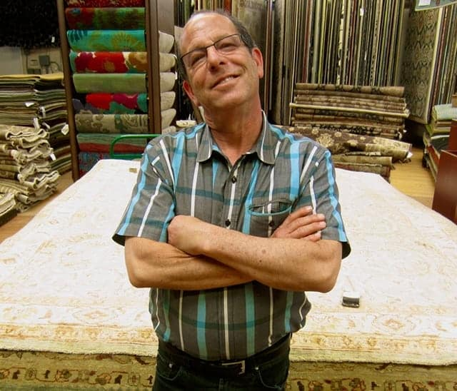 Steve Blumkin - President and Co-founder of Outrageous Rugs