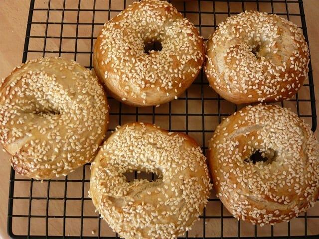 making-bagels
